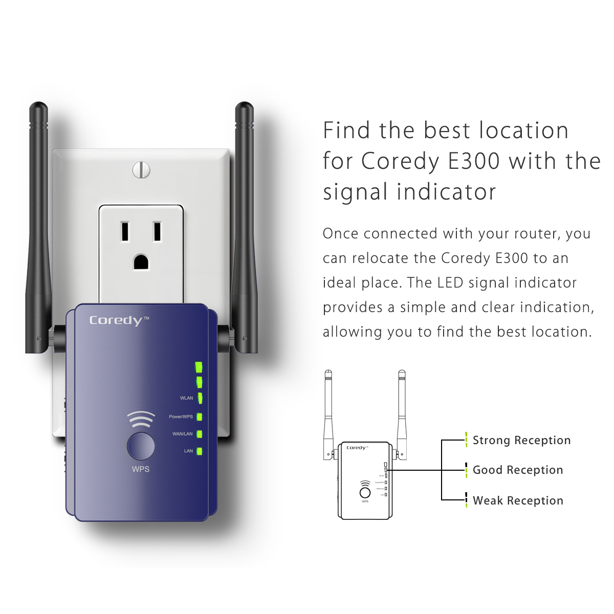 Internet Booster Compatible With Ring