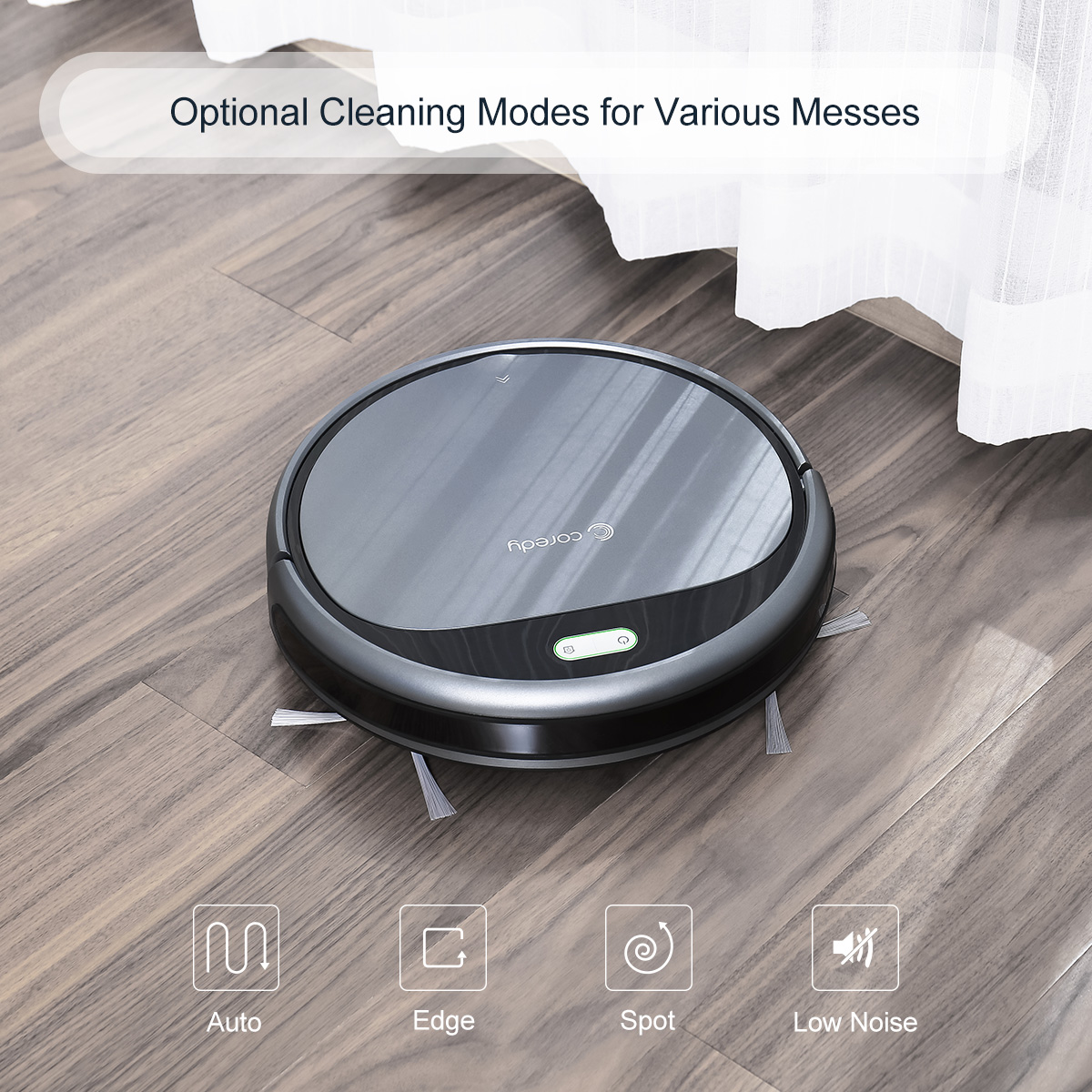 R300 Robotic Vacuums Products Coredy Connect Your Smart Life